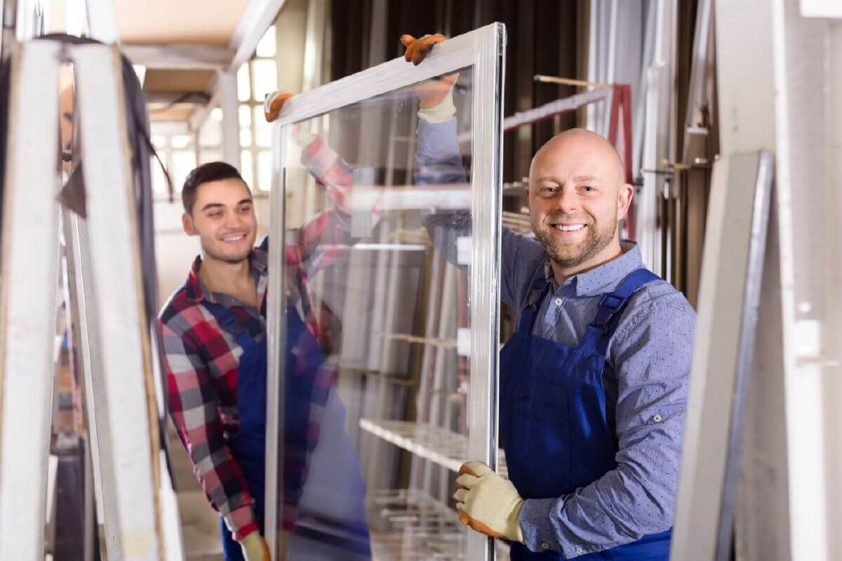 Aluminium Window Repairs Swansea